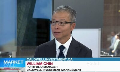William Chin on BNN discussing Macro Portfolio Strategy, September 16, 2016