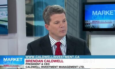 Brendan Caldwell on BNN discussing Canadian Value Stocks, Oct. 5, 2016.