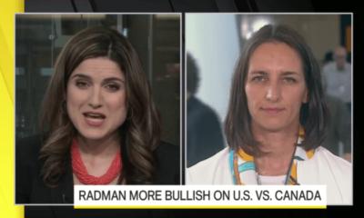 Jennifer Radman on Bloomberg