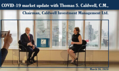 Thomas Caldwell discusses markets