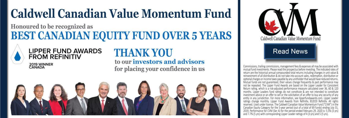 Caldwell Canadian Value Momentum Fund image
