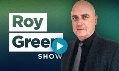 Thomas Caldwell on Roy Green Show photo