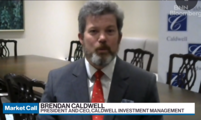 Brendan Caldwell on BNN Bloomberg's Market Call with Andrew Bell